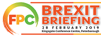 FPC Brexit Briefing February 2019 - Peterborough