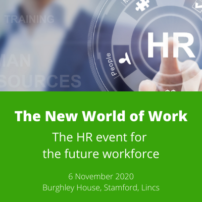 The New World of Work: The HR event for the future workplace