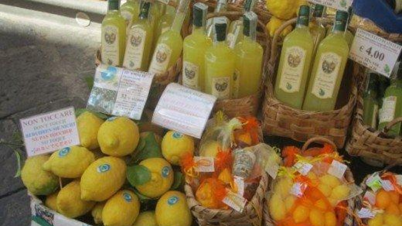 New Geographical Indication - Limone dell´Eta